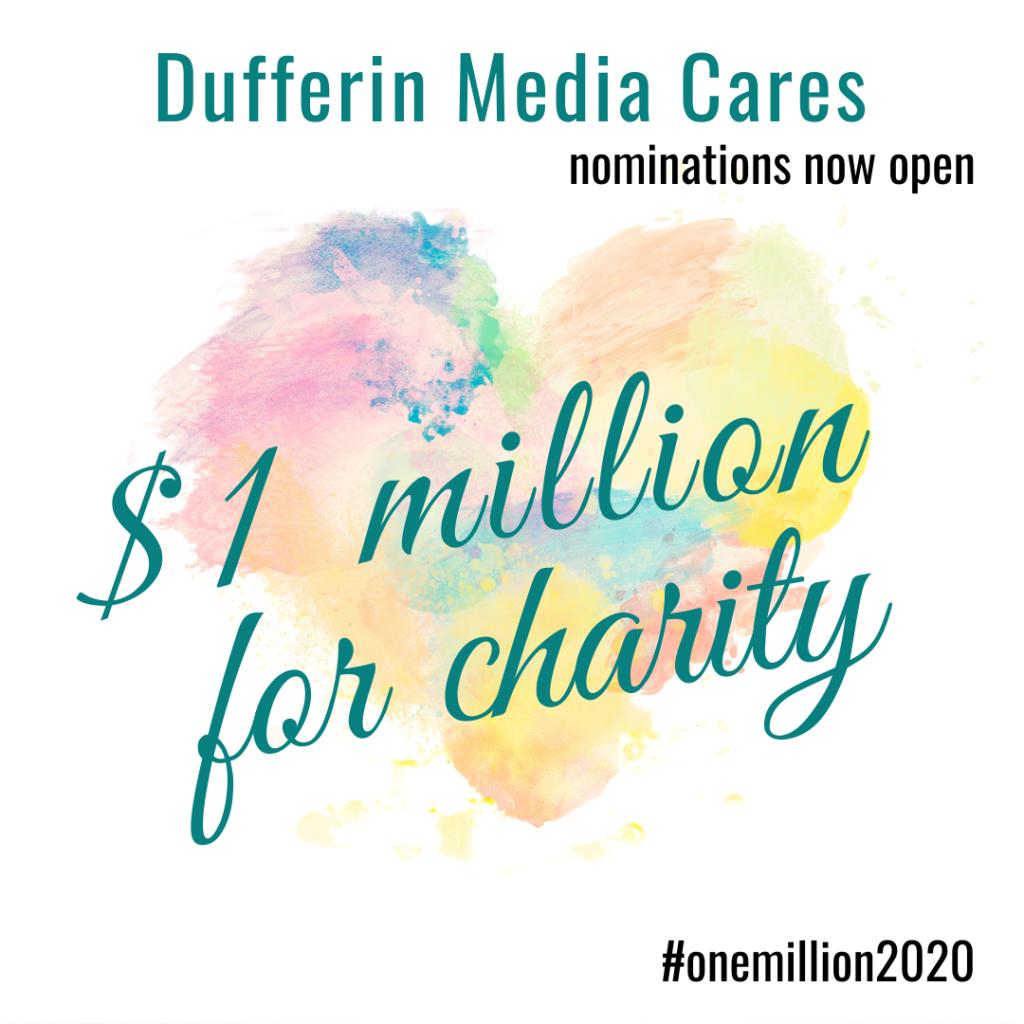 dufferin media nominations now open flyer