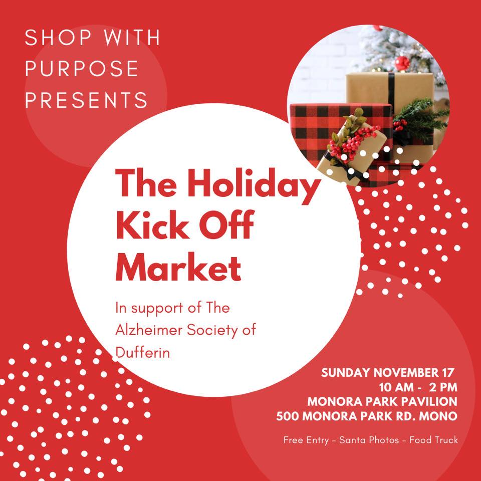 the holiday kick off market